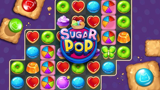 Sugar POP - Sweet Match 3 Puzzle 1.4.4 screenshots 2