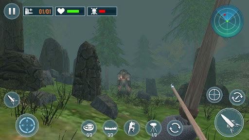 Forest Survival Hunting 3D android2mod screenshots 3