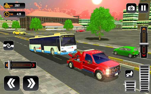 City Tow Truck Car Driving Transporter 3D 1.0.5 screenshots 3