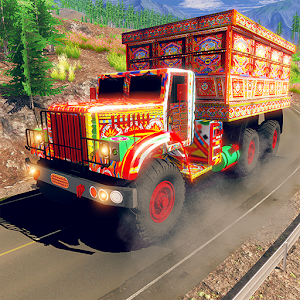Asian Truck Simulator 2021: Truck Driving Games