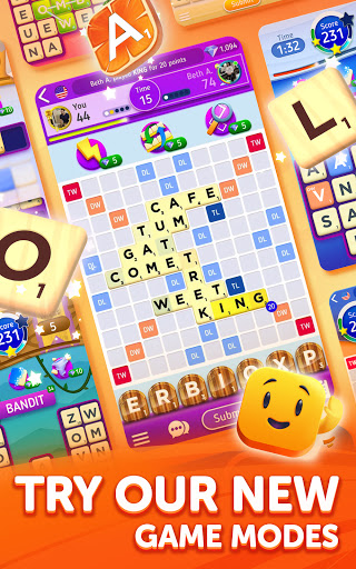 Scrabbleu00ae GO - New Word Game 1.31.3 screenshots 17