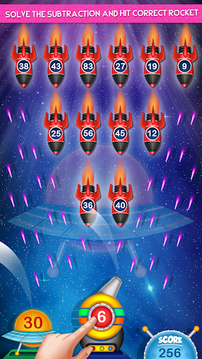 Galaxy Addition And Subtraction  screenshots 7