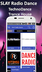 SLAY Radio Dance + Radio Trance House Drum & Bass .APK Preview 1