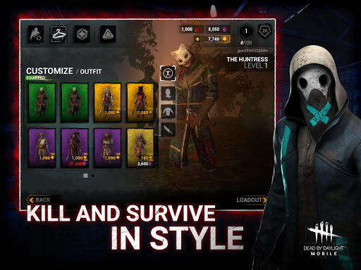 Dead by Daylight Mobile - Multiplayer Horror Game apkmr screenshots 16