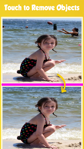 photo eraser : remove unwanted objects  Screenshots 3