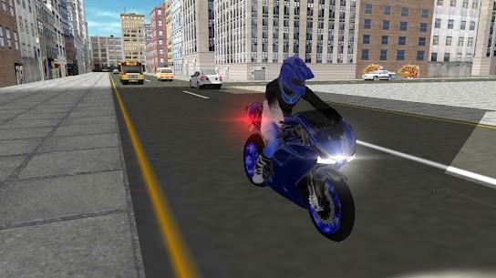 Hızlı Motor Oyunu Simülatörü 2020 3