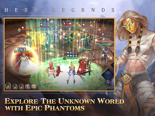 Hero Legends: Summoners Glory  screenshots 15