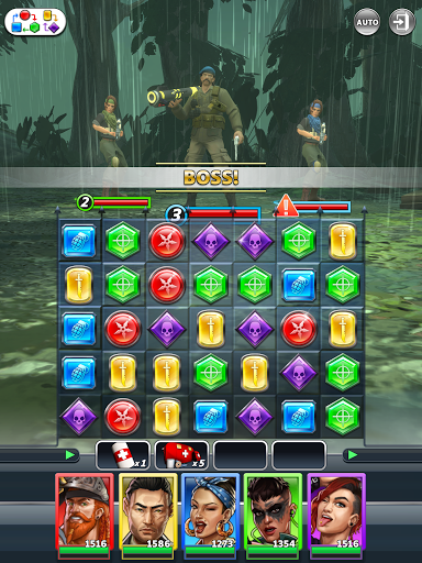 Puzzle Heist: Epic Action RPG 1.2.7 screenshots 22