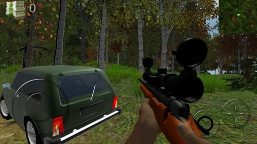 Russian Hunting 4x4  screenshots 3