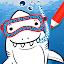 Coloring Babay Shark Cartoon Icon