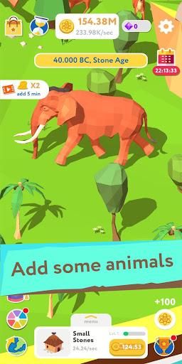 Evolution Idle Tycoon - Earth Builder Simulator  screenshots 4