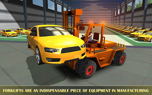 Forklift Simulator Pro 2.6 screenshots 2