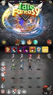 Idle Fantasy MOD APK: Merge clicker RPG (Unlimited Money) 8