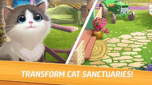 Meow Match: Cats Matching 3 Puzzle & Ball Blast Apkfinish screenshots 7