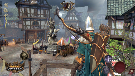Warhammer: Odyssey MMORPG 1.0.6 screenshots 7
