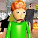 Big Math Teacher Head School : Halloween Mod - Androidアプリ