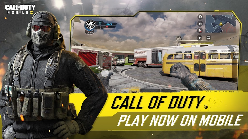 Call of Duty®: Mobile - Tokyo Escape poster 1