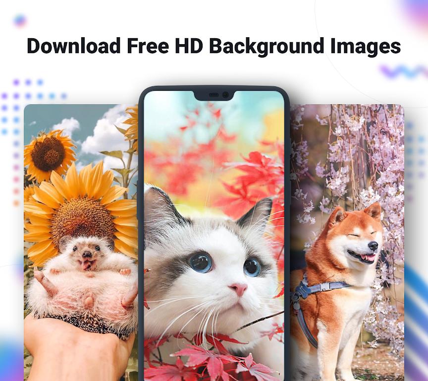 NoxLucky - HD Live Wallpaper, Caller Show, 4D, 4K  poster 0