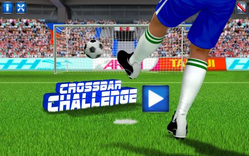 crossbar challenge screenshot 1