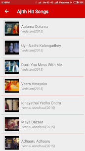 Tamil Songs Video 1.6.6 (MOD + APK) Download 2