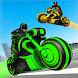 ライトバイクスタントレーシングゲーム