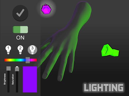 Hand Draw 3D Pose Tool FREE 2.18 Screenshots 19