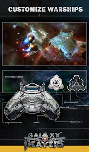 Galaxy Reavers - Starships RTS 1.2.22 Screenshots 11