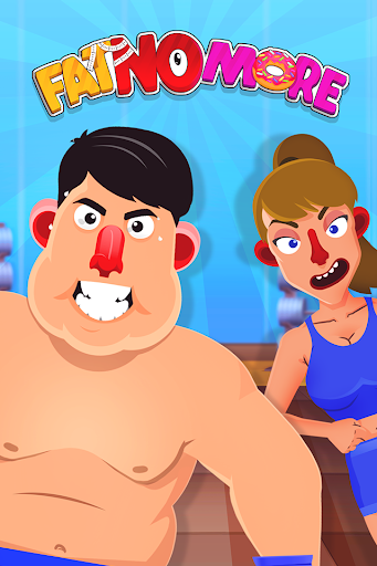 Fat No More - Be the Biggest Loser in the Gym! 1.2.39 screenshots 5