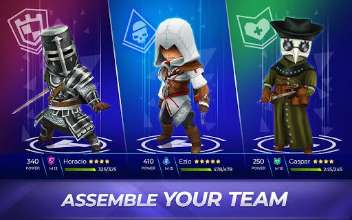 Assassin's Creed Rebellion: Adventure RPG 3.0.0 screenshots 10