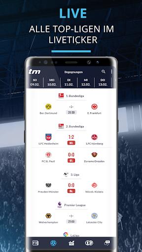 Transfermarkt: Fuu00dfballnews, Bundesliga, Liveticker 2.4.2 Screenshots 8