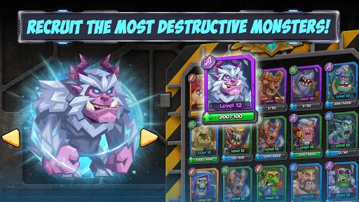 Tactical Monsters Rumble Arena -Tactics & Strategy screenshots 19