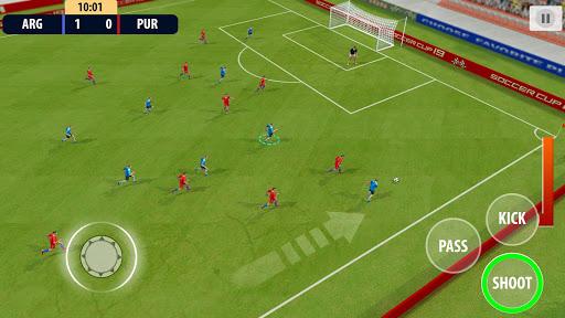 Soccer League 2021: World Football Cup Games 2.0.0 Screenshots 5