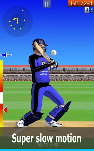 Smashing Cricket - a cricket game like none other 3.0.1 screenshots 6