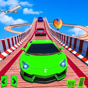 Mega Ramp Car Racing Extreme Car Games 2021