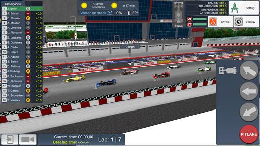 Race Master MANAGER  screenshots 1