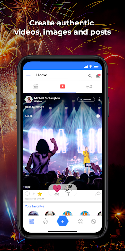 Uhive - A Social Metaverse android2mod screenshots 2