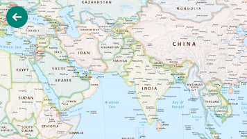 World Map - Mini Atlas Pro