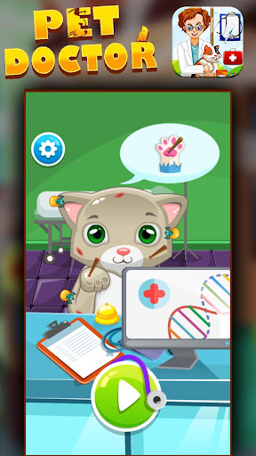 petit chat mignon animal de compagnie  APK MOD (Astuce) screenshots 2