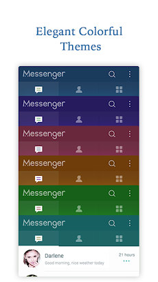 Privacy Messenger - Private SMS messages, Call appのおすすめ画像4