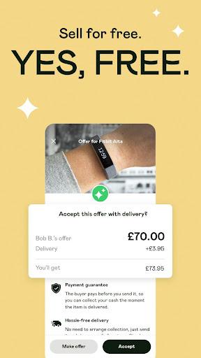 Shpock | The Joy of Selling. Buy, Sell & Shopping 8.21.3 screenshots 2
