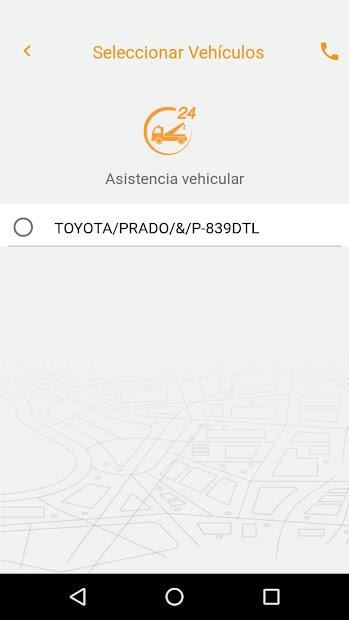 Screenshot 4 de Roble Asistencia para android