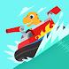 恐竜パトロールボート - 子供のための沿岸警備隊ゲーム - Androidアプリ