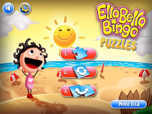 ella bella puzzles screenshot 1