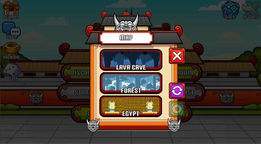 Tourney of Super Warriors! Online apkpoly screenshots 2