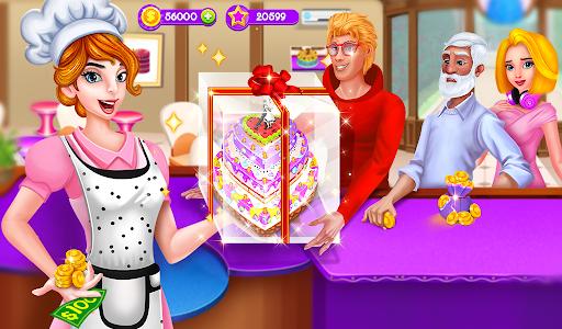 My Bakery Shop: Cake Cooking Games screenshots 18