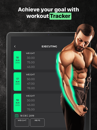ProFit: Gym & Home Workout 2.5.1 Screenshots 9