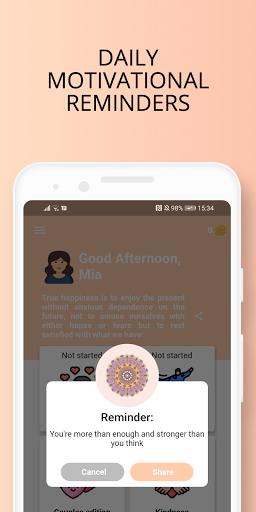 21 Days Challenge - Life Changing Habits apktram screenshots 6