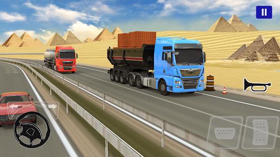 Europa Truck Driving Simulator 2021 1.0.8 screenshots 2