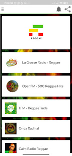 Download Radios de Reggae For PC Windows and Mac apk screenshot 4