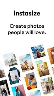 Instasize: Photo Editor MOD (Premium/Unlocked) 1